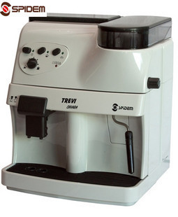 Italy-Saeco-SAECO-SpIdem-TREVI-Coffee-an-ermine-machine-Saeco-automatic-Coffee-machine
